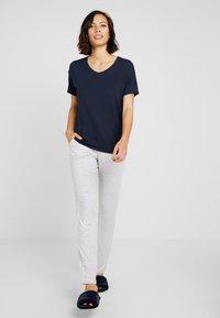 Schiesser - SHIRT 1/2 ARM - Pyjamashirt - nachtblau - 1