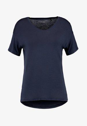 Pyžamový top - nachtblau