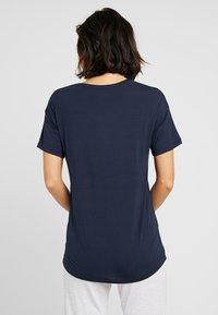 Schiesser - SHIRT 1/2 ARM - Pyjamashirt - nachtblau - 2