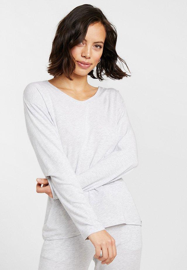 ARM - Pyjamasoverdel - grau