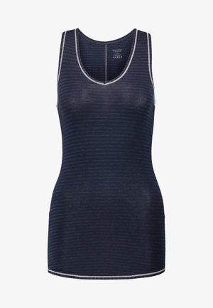 TANK - Pyjamashirt - nachtblau