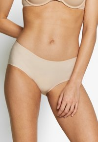 Schiesser - INVISIBLE 2 PACK - Briefs - nude - 1