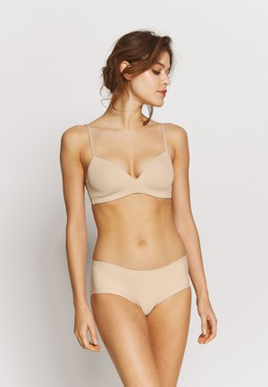 INVISIBLE 2 PACK - Slip - beige