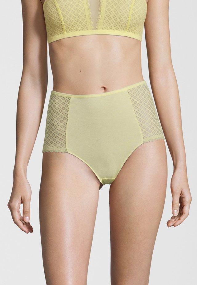 Panties - yellow