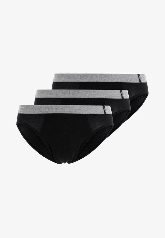 RIO 3 PACK - Slip - schwarz