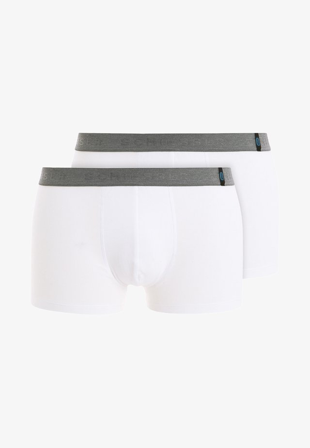 2 PACK - Shorty - weiss