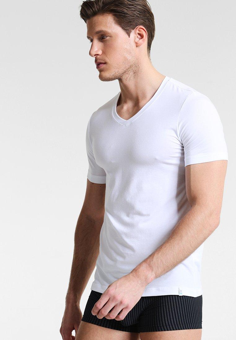 Schiesser - Unterhemd/-shirt - weiß