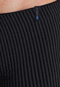 Schiesser - Shorty - blauschwarz - 3