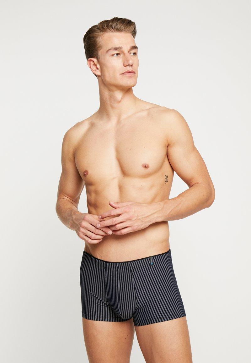 Schiesser - Onderbroeken - black