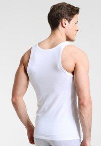 Schiesser - 2 PACK - Camiseta interior - weiß - 2