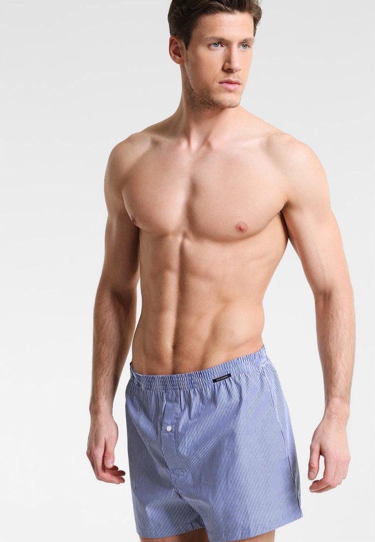 Schiesser - Boxershorts - blau