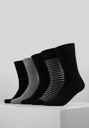 FIT 5PACK - Ponožky - grey