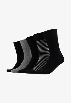 FIT 5PACK - Calcetines - grey