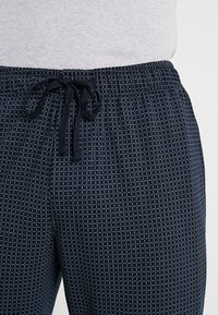 Schiesser - BASIC - Pyjamasbyxor - dark blue - 4