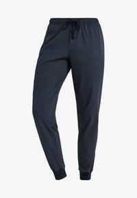 Schiesser - BASIC - Pyjamasbyxor - dark blue - 3