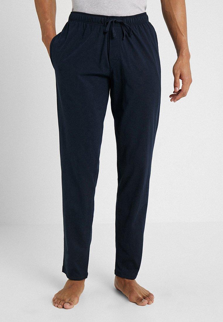 Schiesser - BASIC - Pantaloni del pigiama - dark blue