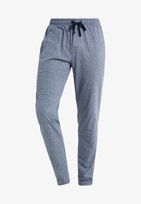 Schiesser - BASIC - Pyjama bottoms - dark blue melange - 3