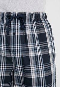Schiesser - BASIC - Pantalón de pijama - dark blue - 4