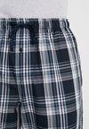 Schiesser - BASIC - Pyjama bottoms - dark blue