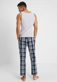 Schiesser - BASIC - Pantalón de pijama - dark blue - 2