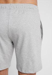 Schiesser - SLEEPWEAR TROUSERS SHORTS  - Pantalón de pijama - mottled grey - 2
