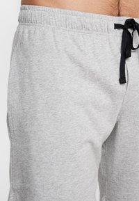 Schiesser - SLEEPWEAR TROUSERS SHORTS  - Pantalón de pijama - mottled grey - 4