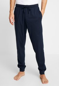 Schiesser - BASIC - Pantalón de pijama - dark blue - 0