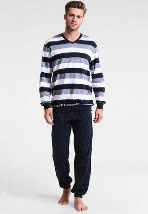 LANG SET - Pijama - dunkelblau