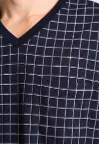Schiesser - SET - Pyjama - dunkelblau - 3