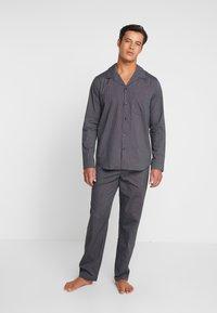 Schiesser - Pijama - black - 0