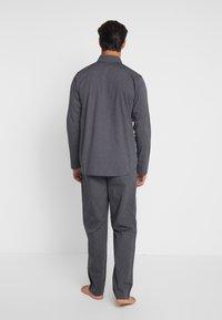 Schiesser - Pijama - black - 2
