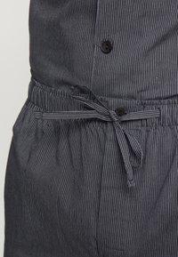 Schiesser - Pijama - black - 5