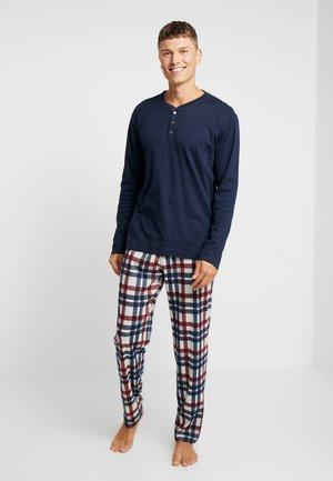 LANG - Pijama - dunkelblau