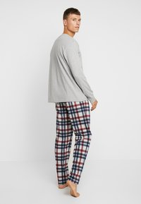 Schiesser - Pijama - grau melange - 2