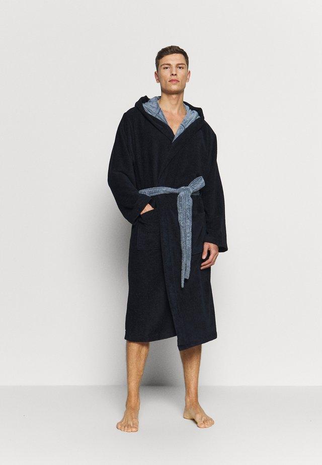 Badekåpe - dunkelblau