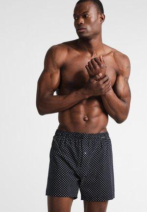 Boxershort - dunkelblau