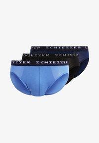 Schiesser - RIO 3 PACK - Braguitas - dark blue - 6