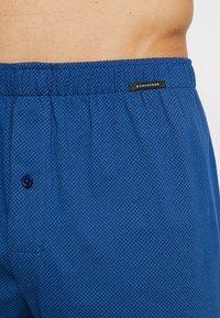 Schiesser - 2 PACK - Boxershort - blau - 4