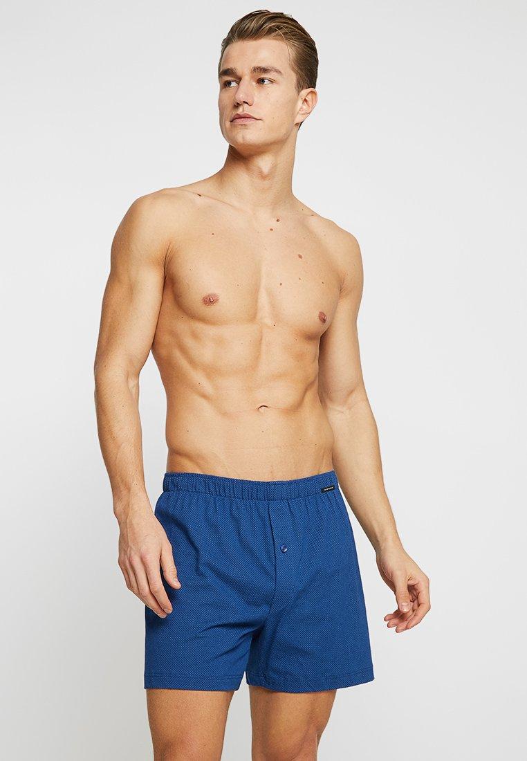 Schiesser - 2 PACK - Boxershort - blau