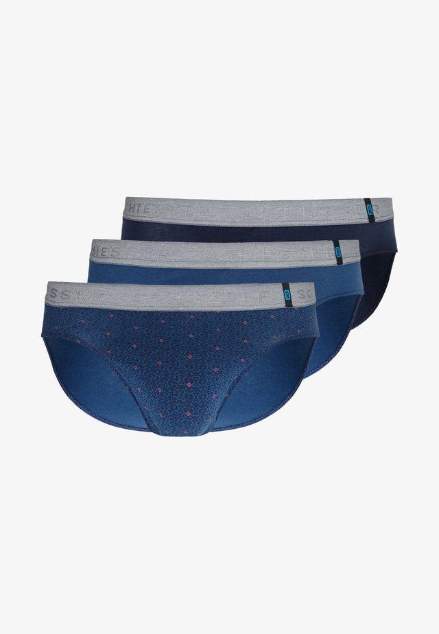 RIO SLIP 3 PACK - Briefs - dark blue