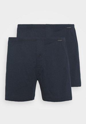 2 PACK  - Boxershort - dunkelblau