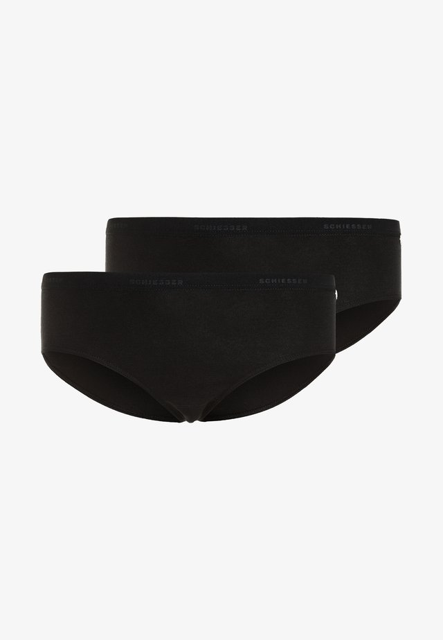 95/5 2 PACK - Briefs - schwarz