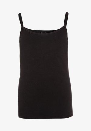 95/5 - Undershirt - schwarz