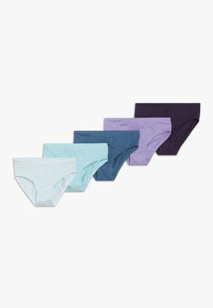 KIDS 5 PACK - Briefs - turquoise
