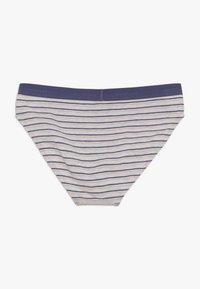 Schiesser - 3 PACK  - Kalhotky - light pink/dark blue/white - 1