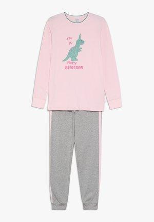 KIDS SET - Pyžamová sada - rosa