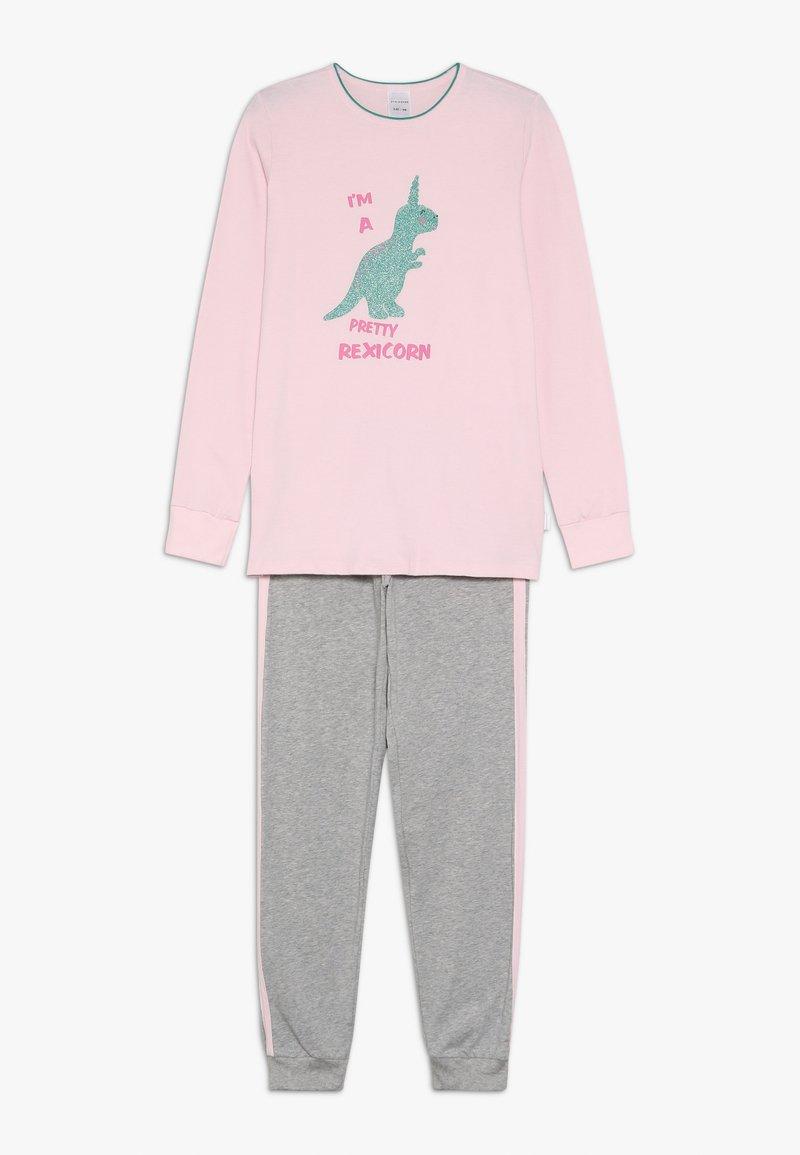 Schiesser - KIDS SET - Pijama - rosa