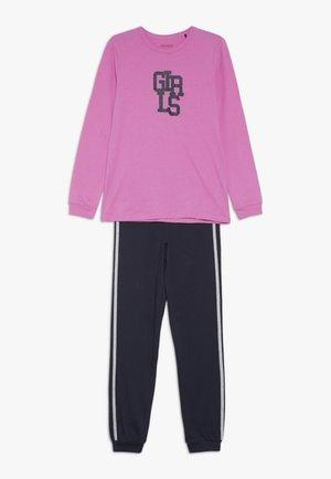 TEENS MÄDCHEN ANZUG LANG - Pyjama set - pink