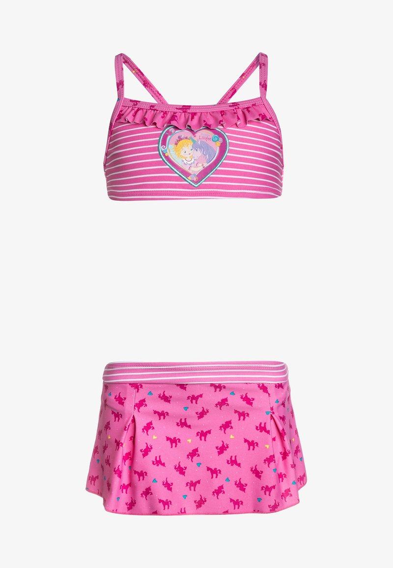 Schiesser - BUSTIER  - Bikini - rosa