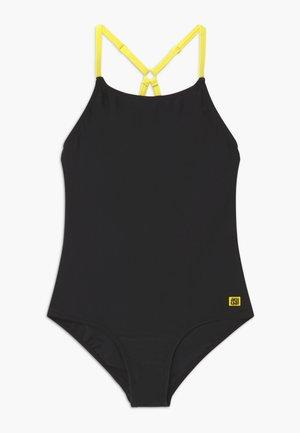 TEENS - Badeanzug - schwarz